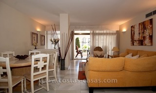 For Sale in Puerto Banús, Marbella: Beachside Apartment Nearby Marina 3