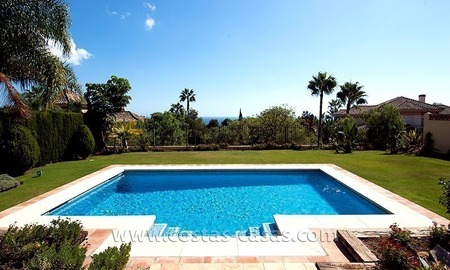For Sale on Marbella's Golden Mile: Luxury Villa 1