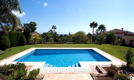 For Sale on Marbella's Golden Mile: Luxury Villa 2