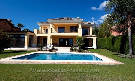 For Sale on Marbella's Golden Mile: Luxury Villa 3