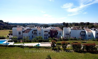 For Sale in the Marbella – Benahavís: First-Line Golf Apartment 2
