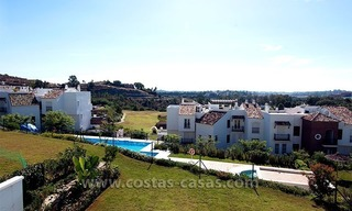 For Sale in the Marbella – Benahavís: First-Line Golf Apartment 0