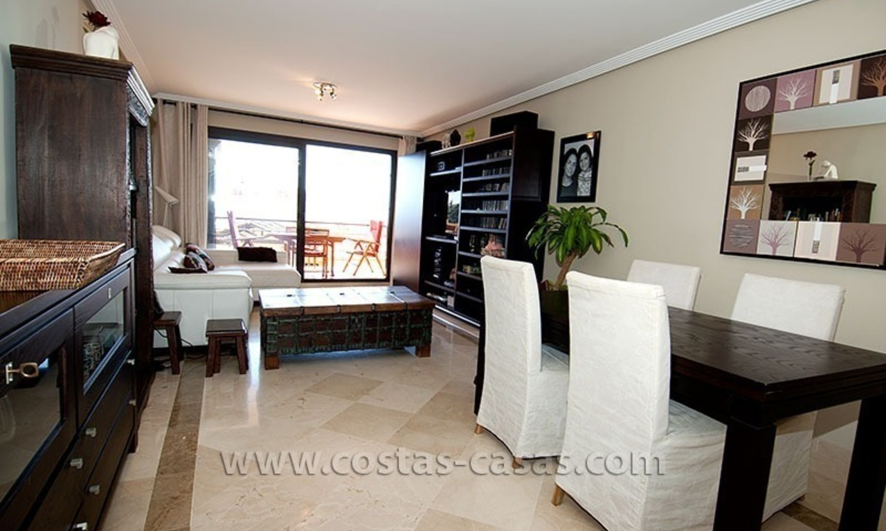 For Sale in the Marbella – Benahavís Area: Golf Apartment 7