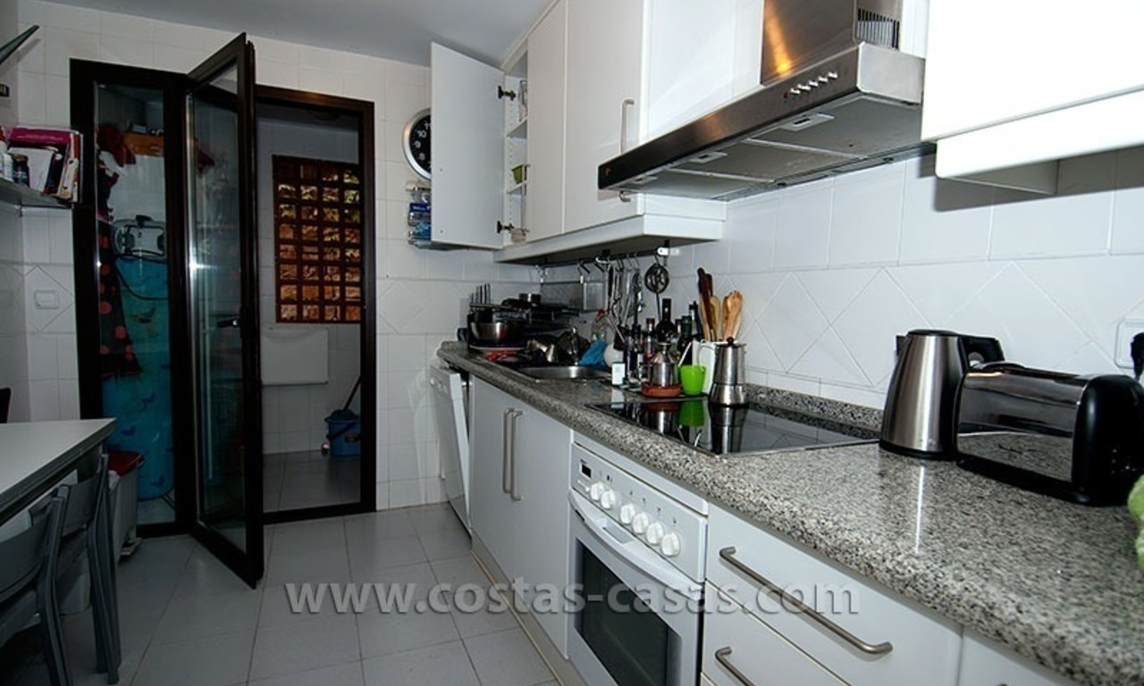For Sale in the Marbella – Benahavís Area: Golf Apartment 11