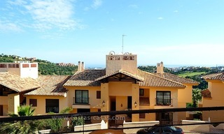 For Sale in the Marbella – Benahavís Area: Golf Apartment 5