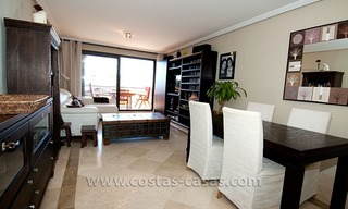 For Sale in Marbella – Benahavís: Apartment on the Golfcourse 7