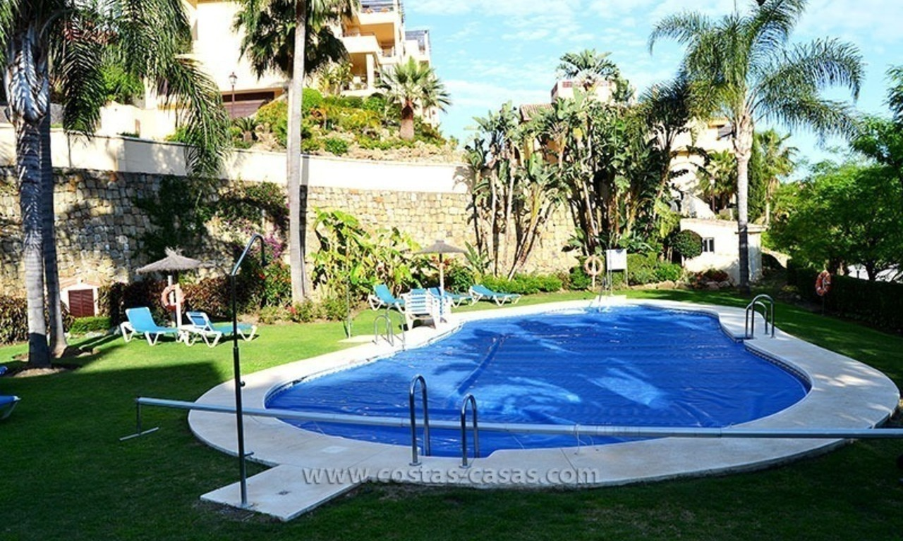 For Sale in Marbella – Benahavís: Double apartment on the golf course 30