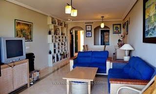 For Sale in Marbella – Benahavís: Double apartment on the golf course 13