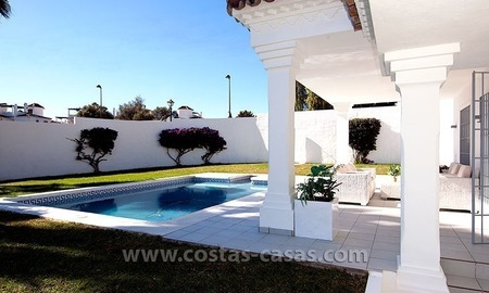 For Sale: Well-Appointed, Spacious and Fully-Renovated Villa in Marbella city 2