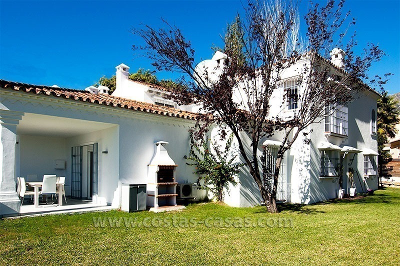 For Sale: Well-Appointed, Spacious and Fully-Renovated Villa in Marbella city 1