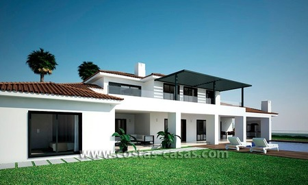 For Sale: Fully Renovated Luxury Villa in Marbella 0
