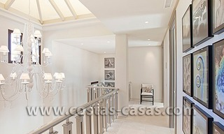 For Sale: Exceptionally Well-Located Luxury Villa in Nueva Andalucía, Marbella 9