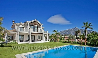 For Sale: Exceptionally Well-Located Luxury Villa in Nueva Andalucía, Marbella 0