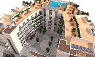For Sale: New Beachside Apartments on the New Golden Mile between Marbella and Estepona 2
