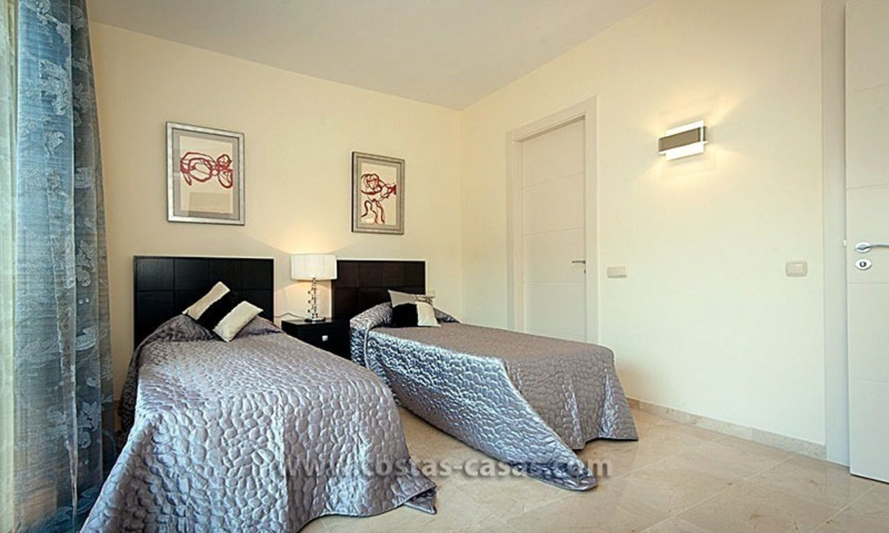 For Sale: New Beachside Apartments on the New Golden Mile between Marbella and Estepona 14