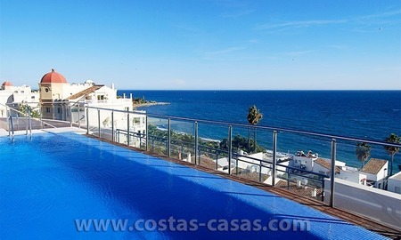 For Sale: New Beachside Apartments on the New Golden Mile between Marbella and Estepona