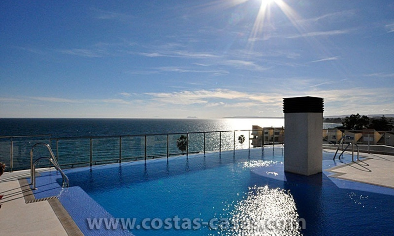 For Sale: New Beachside Apartments on the New Golden Mile between Marbella and Estepona 9