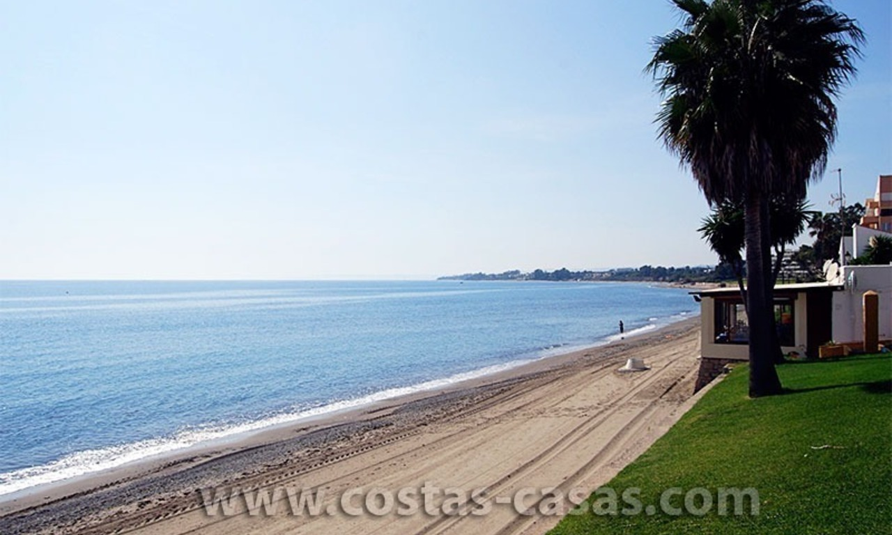 For Sale: New Beachside Apartments on the New Golden Mile between Marbella and Estepona 19
