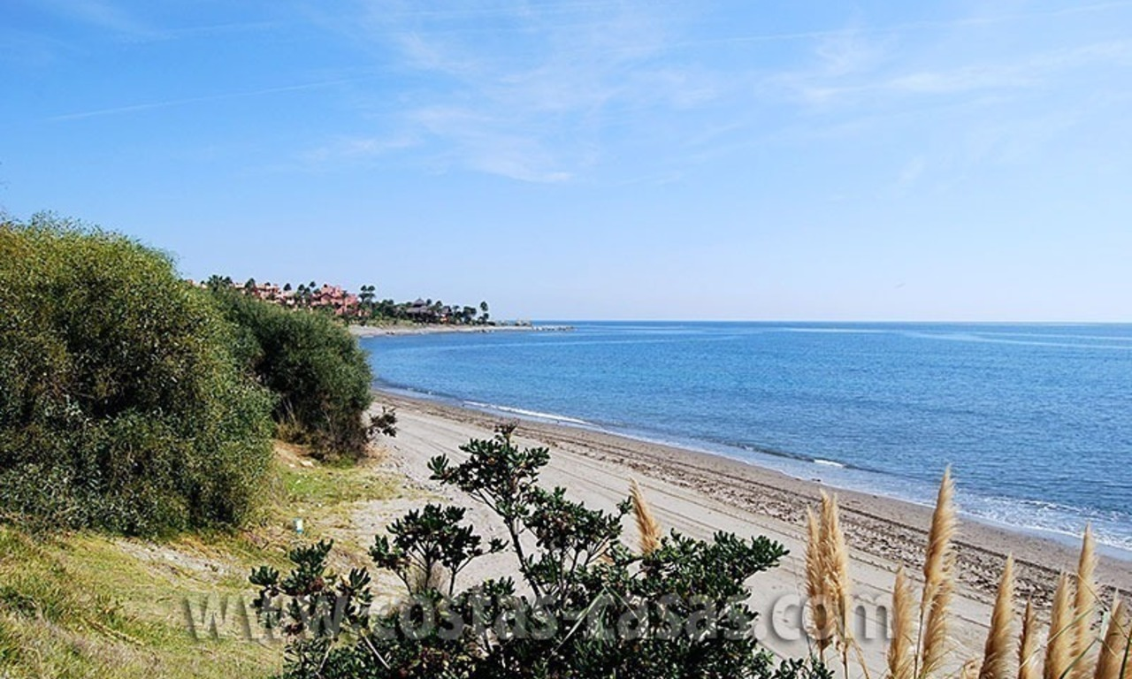 For Sale: New Beachside Apartments on the New Golden Mile between Marbella and Estepona 20