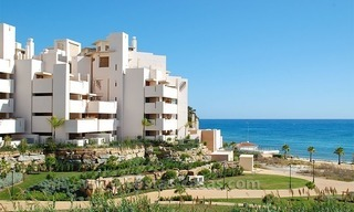 Modern Frontline Beach Apartments on the New Golden Mile, Marbella - Estepona 1