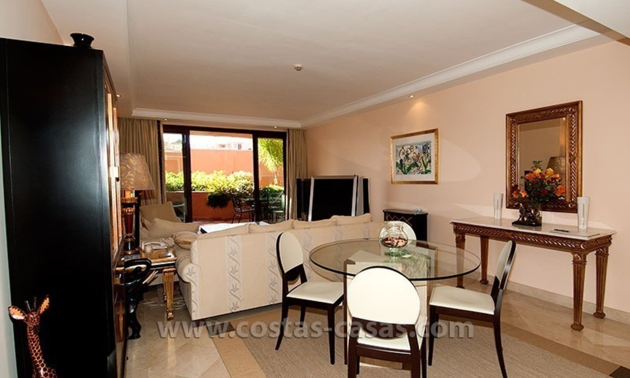 For Sale in the Kempinski Hotel Estepona: Luxury Apartment at 5 Star Kempinski Hotel on the New Golden Mile 10