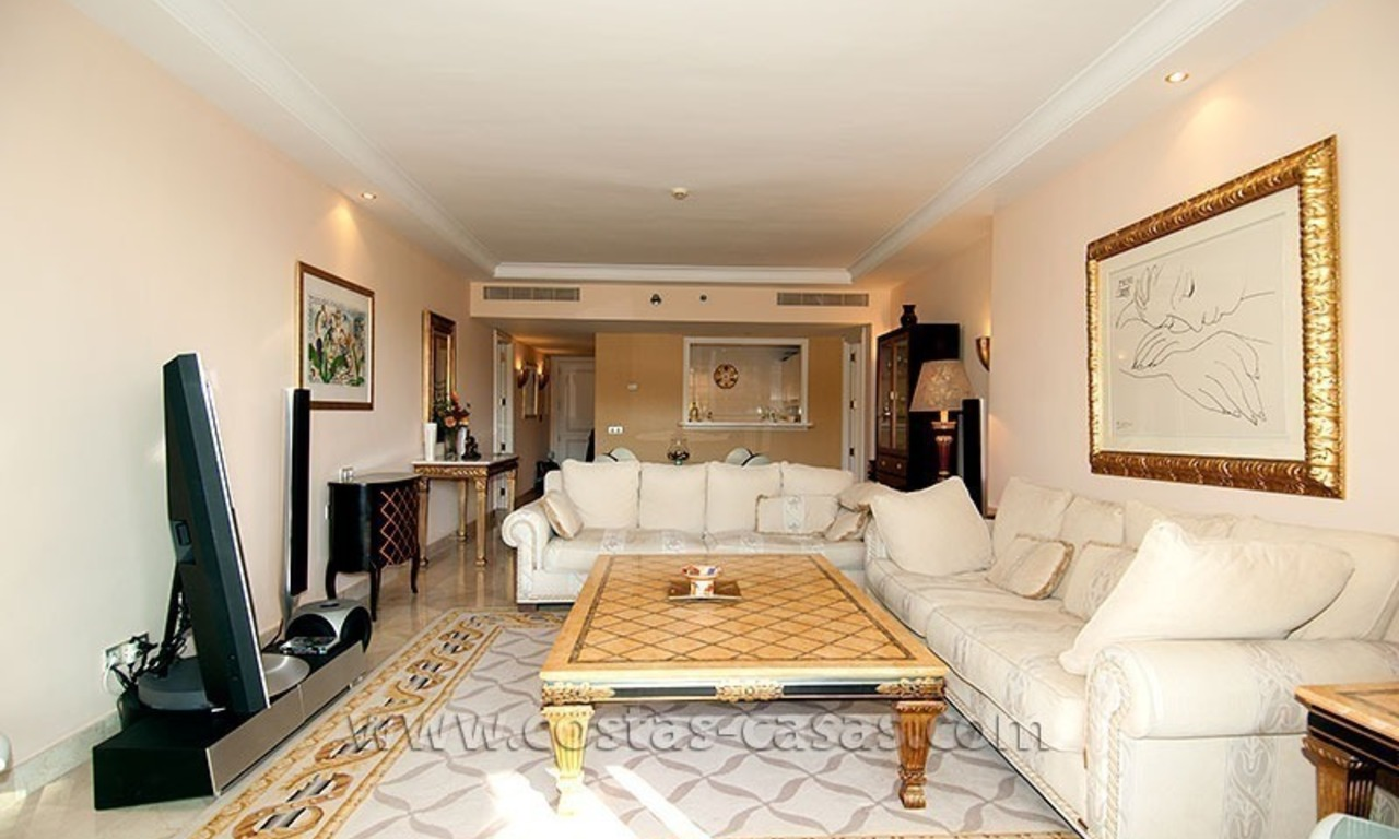 For Sale in the Kempinski Hotel Estepona: Luxury Apartment at 5 Star Kempinski Hotel on the New Golden Mile 12
