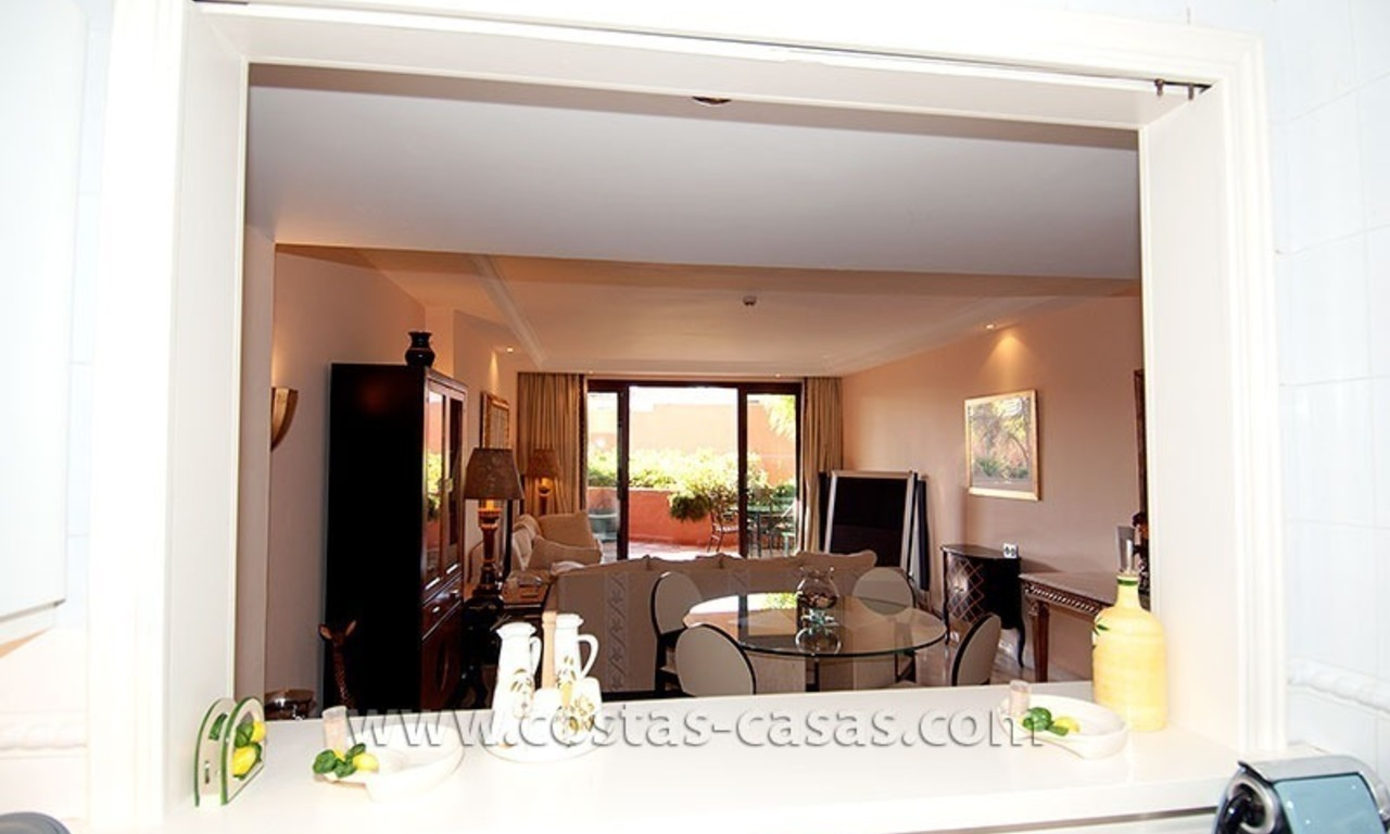 For Sale in the Kempinski Hotel Estepona: Luxury Apartment at 5 Star Kempinski Hotel on the New Golden Mile 14