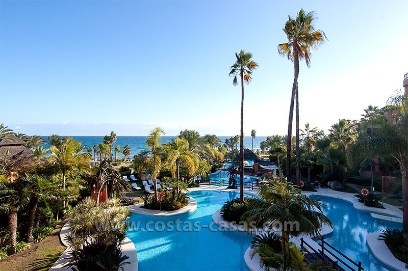 For Sale in the Kempinski Hotel Estepona: Luxury Apartment at 5 Star Kempinski Hotel on the New Golden Mile
