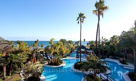 For Sale in the Kempinski Hotel Estepona: Luxury Apartment at 5 Star Kempinski Hotel on the New Golden Mile 0