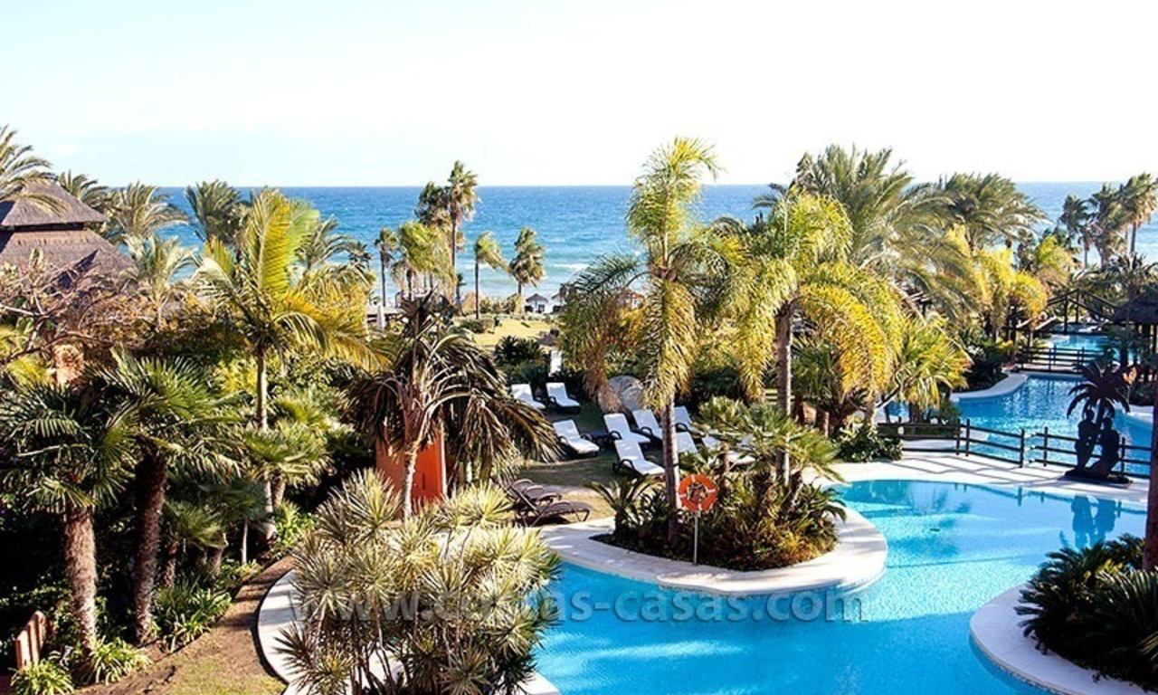 For Sale in the Kempinski Hotel Estepona: Luxury Apartment at 5 Star Kempinski Hotel on the New Golden Mile 1