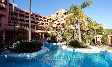 For Sale in the Kempinski Hotel Estepona: Luxury Apartment at 5 Star Kempinski Hotel on the New Golden Mile 3