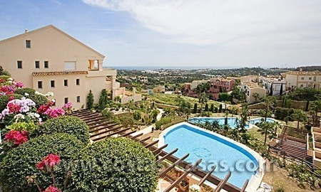 For Sale: Spacious Duplex Penthouse in Nueva Andalucía – Marbella 1