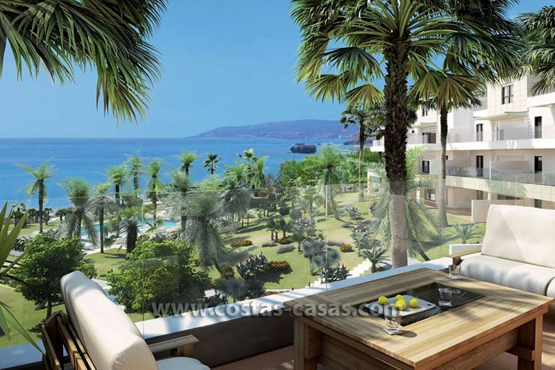 For Sale: Ready to move in New Modern Seaside Apartments in Estepona, Costa del Sol