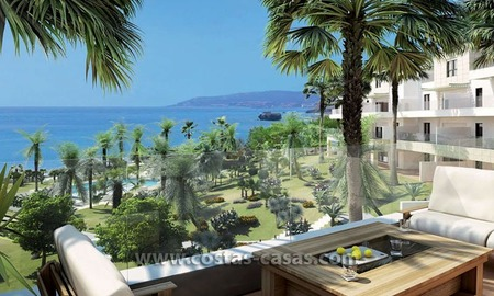 For Sale: Brand New Modern Seaside Apartments in Estepona