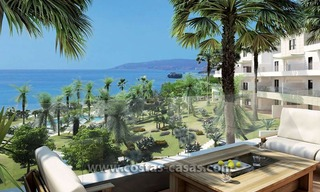 For Sale: Ready to move in New Modern Seaside Apartments in Estepona, Costa del Sol 0