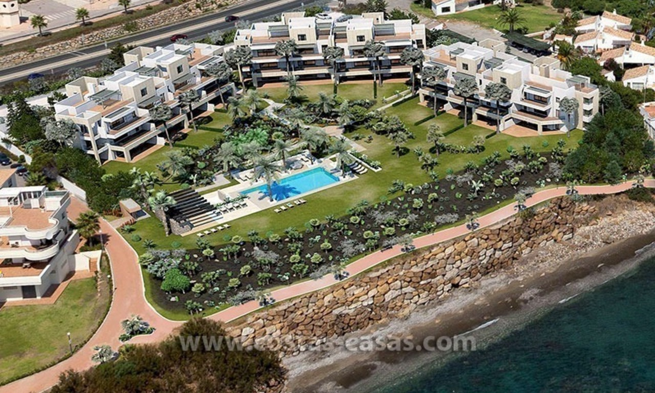 For Sale: Ready to move in New Modern Seaside Apartments in Estepona, Costa del Sol 2