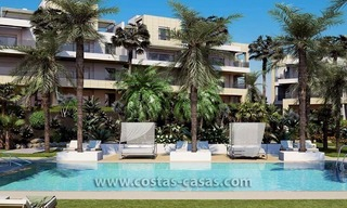 For Sale: Ready to move in New Modern Seaside Apartments in Estepona, Costa del Sol 3
