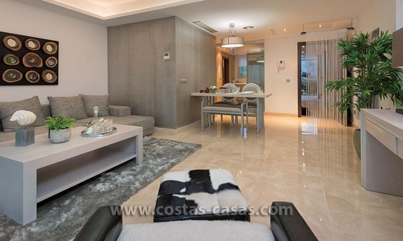 For Sale: Ready to move in New Modern Seaside Apartments in Estepona, Costa del Sol 5
