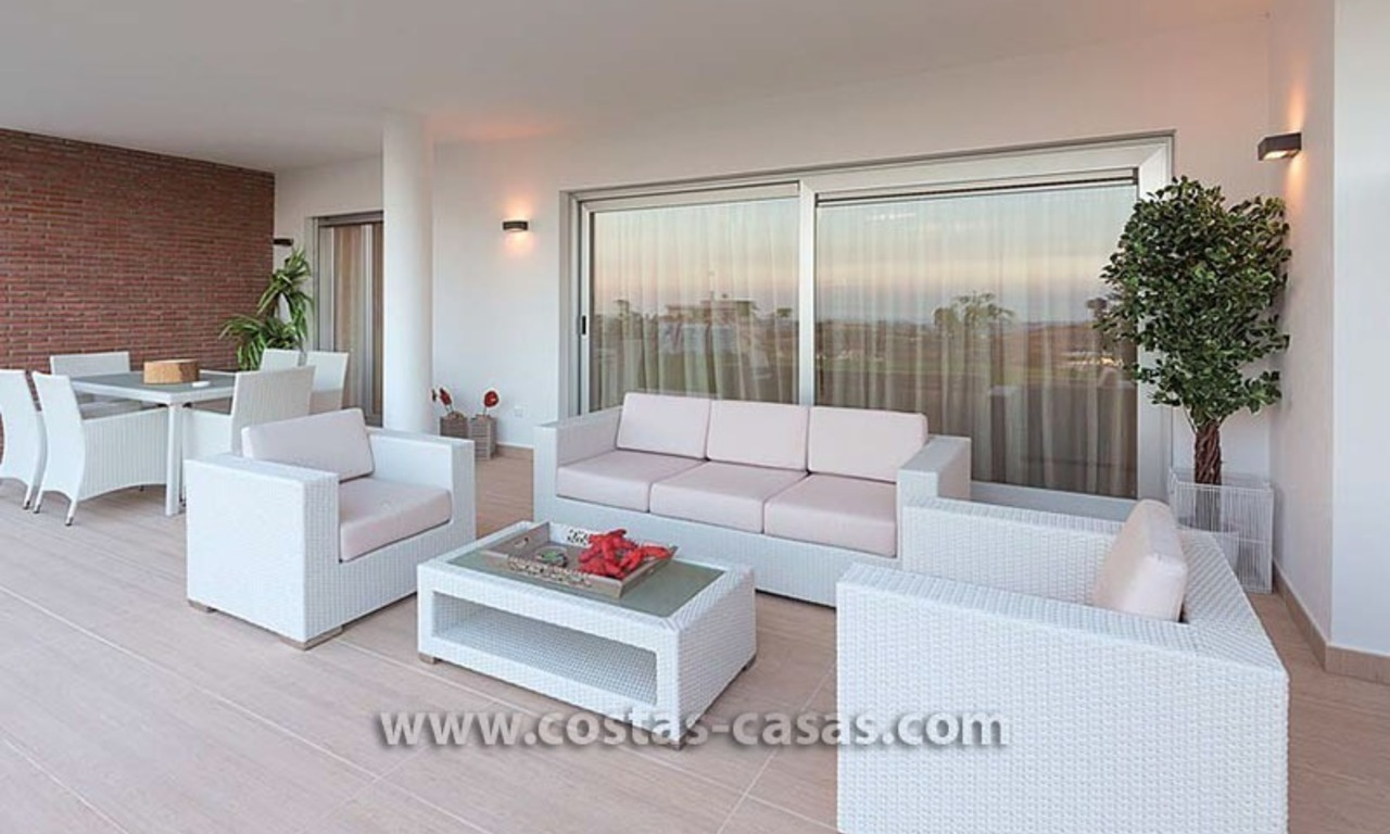 For Sale: Ready to move in New Modern Seaside Apartments in Estepona, Costa del Sol 6
