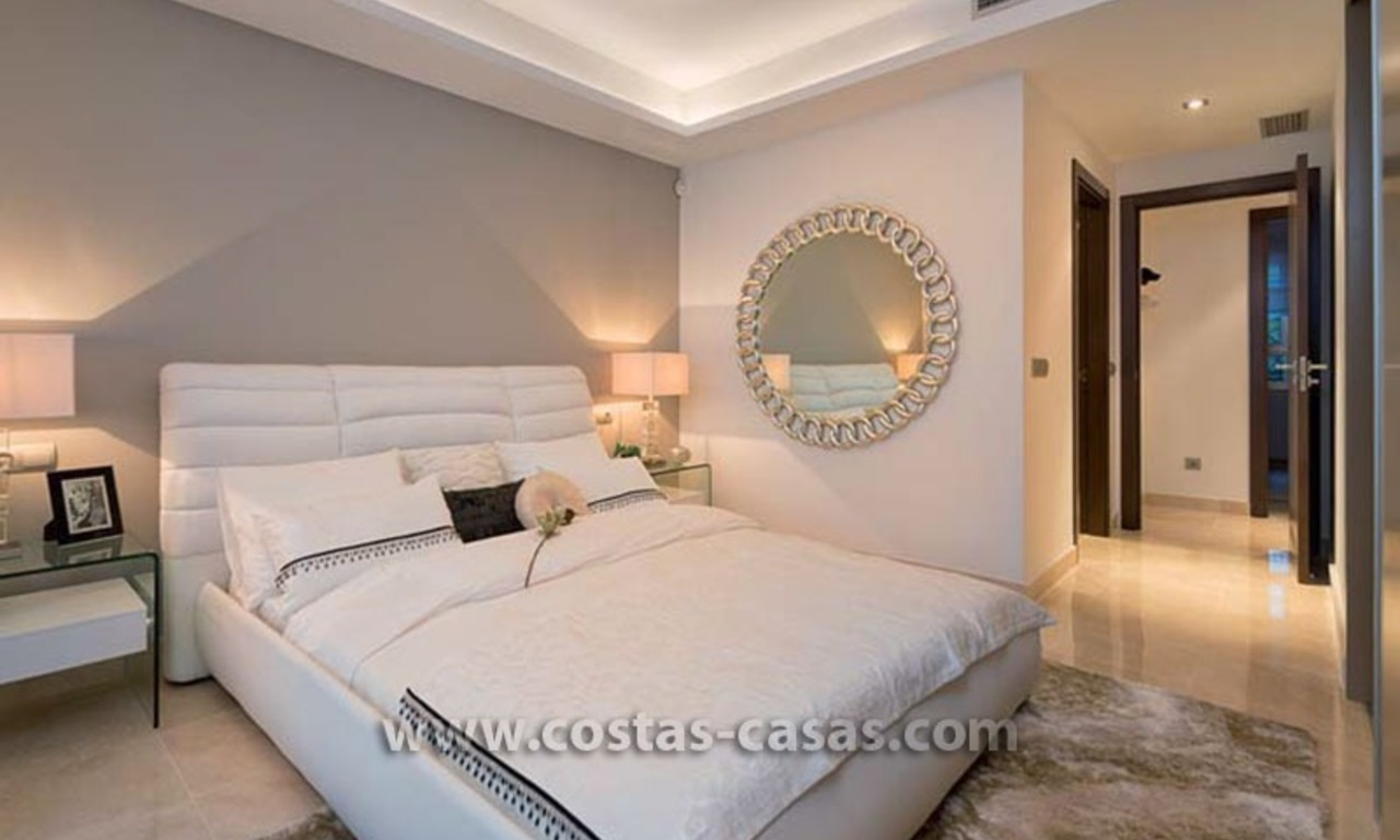 For Sale: Ready to move in New Modern Seaside Apartments in Estepona, Costa del Sol 9
