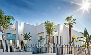 For Sale: Huge and Exceptionally Luxurious Modern Style Townhouses in Marbella 3