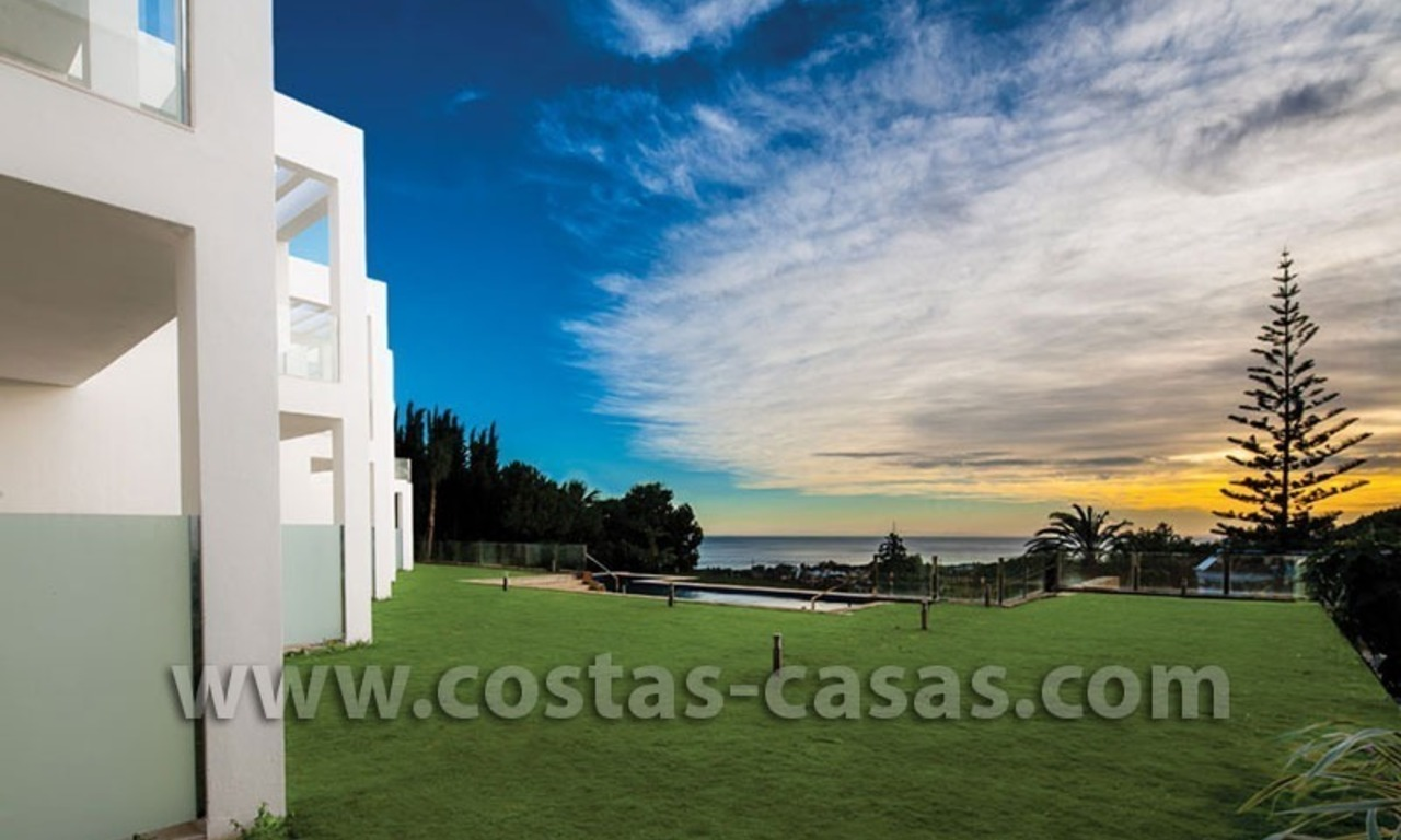 For Sale: Huge and Exceptionally Luxurious Modern Style Townhouses in Marbella 0
