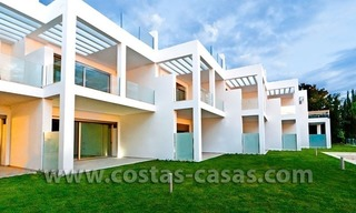 For Sale: Huge and Exceptionally Luxurious Modern Style Townhouses in Marbella 8