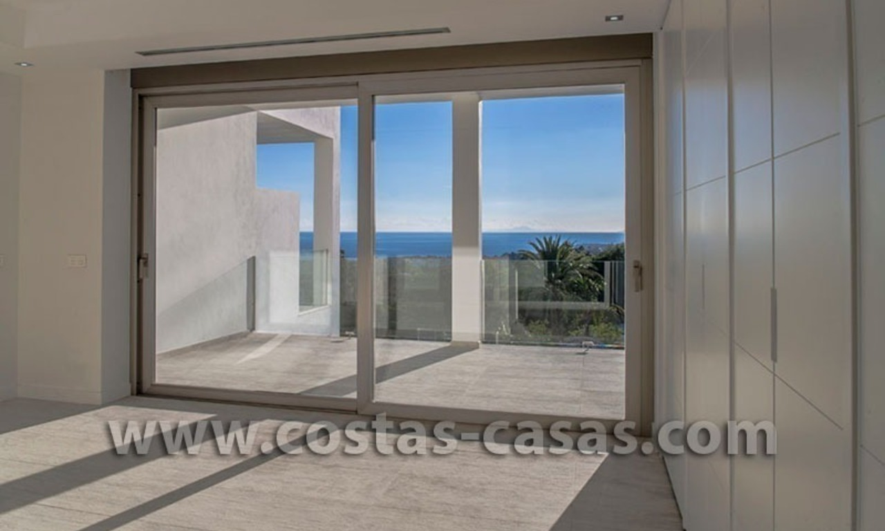 For Sale: Huge and Exceptionally Luxurious Modern Style Townhouses in Marbella 14