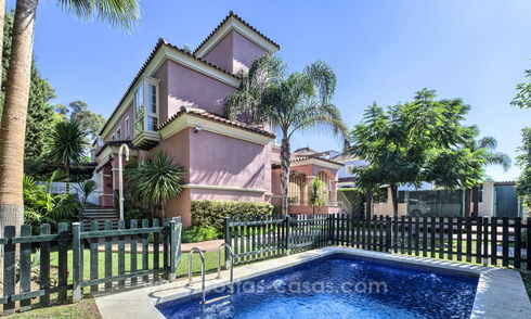 Luxury beachside villa for sale between San Pedro and Puerto Banus, Marbella 22161