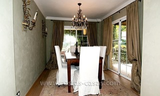 For Sale: First Line Golf Villa in Nueva Andalucía, Marbella 14