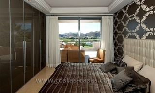 For Holiday Rent in the Marbella – Benahavís Area: Contemporary, Luxury Golf Apartment 11