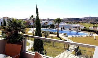 For Holiday Rent in the Marbella – Benahavís Area: Contemporary, Luxury Golf Apartment 4