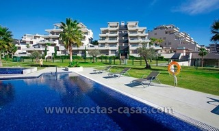 For Holiday Rent in the Marbella – Benahavís Area: Contemporary, Luxury Golf Apartment 22
