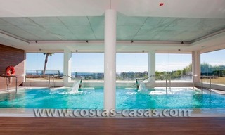 For Holiday Rent in the Marbella – Benahavís Area: Contemporary, Luxury Golf Apartment 24